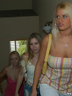 College Lesbians Porn