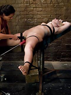 Lesbian BDSM Porn